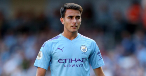 Barcelona confirm Garcia to join from Man City