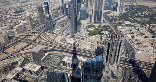 Dubai plans emissions-free public transport by 2050