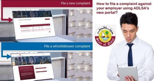 File Complaint to Employer Qatar, File Employer Complaint Doha, File Complaint Qatar, qatar workers, qatar employers complaint