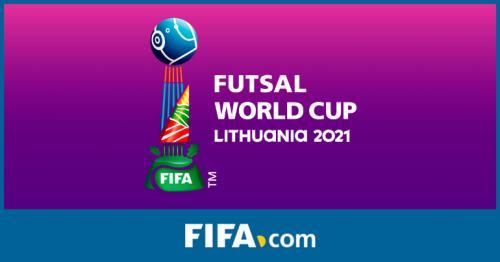 FIFA Holds Futsal World Cup Draw