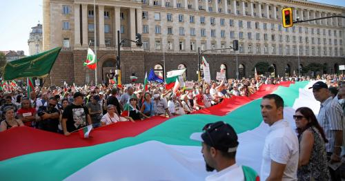 U.S. blacklists 3 Bulgarians, 64 companies over corruption