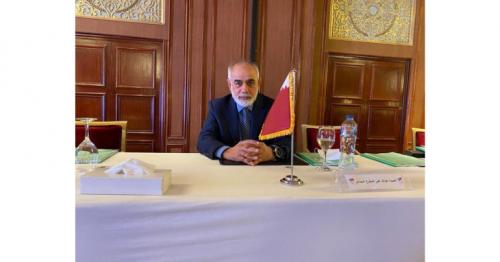 Abdullah Al Hammadi Re-elected for Membership of Executive Office of Arab Shooting Federation