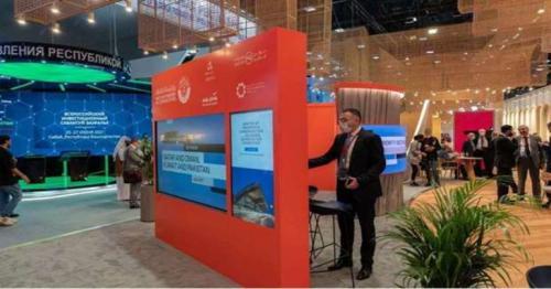 MoTC takes part in St Petersburg International Economic Forum