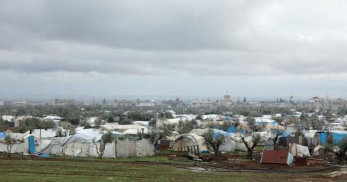 Millions in Syria face disaster if aid crossing is shut - UN
