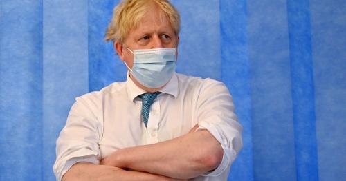 British PM Johnson receives second AstraZeneca COVID-19 shot