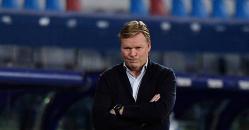 Koeman to stay as Barca coach next season