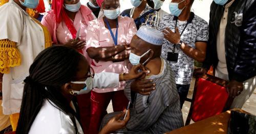 France donates 184,000 AstraZeneca doses to Senegal via COVAX