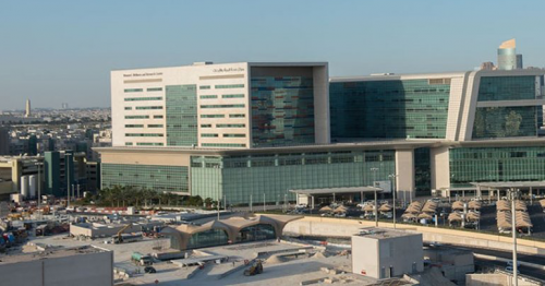 Only one visitor is allowed at a time for a maximum of one hour at HMC's non COVID-19 hospitals