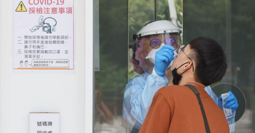 Taiwan says it is discussing making COVID-19 vaccines for U.S. firms