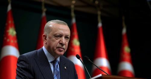 Erdogan says Turkey 'neutralised' PKK official in Iraq camp strike
