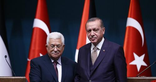 Security cooperation agreement signed by Turkey and Palestinian Authority enters into force