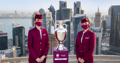 Qatar Airways to sponsor official UEFA EURO 2020 podcast