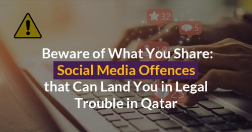 Social Media rules in qatar, qatar social media, doha social media violations, doha social media law, qatar social media law