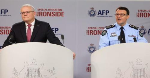 ANOM: Hundreds arrested in massive global crime sting using messaging app