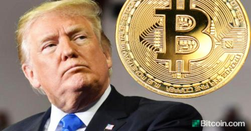 Donald Trump calls Bitcoin a scam against the dollar
