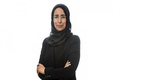 Dr. Al Kuwari receives 'The Woman Health Leader of The Year 2021' award