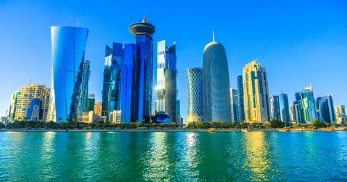 Over QR 2bn of real estate sales registered in the month of May