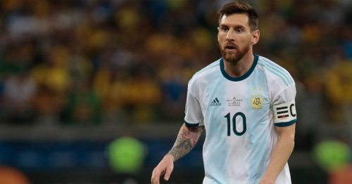 Another Copa, another chance for Argentina to end drought