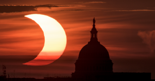 Annular Solar Eclipse 2021: Special 'Ring Of Fire' Eclipse Wows Stargazers Mesmerized!