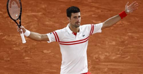 After toppling Nadal, Djokovic hopes to be ready for Tsitsipas