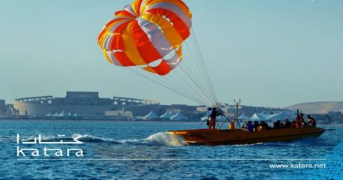 Katara reduces its cost for water sport activities by 50 percent