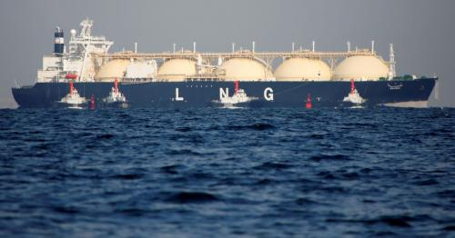 Energy majors bid for Qatar LNG project despite lower returns