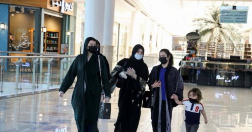 Saudi shopping malls open only to vaccinated people from August -State TV