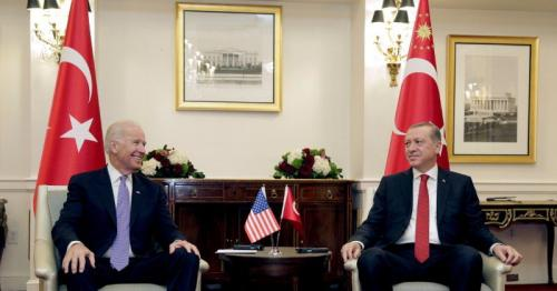 No breakthroughs expected from first Biden-Erdogan meeting