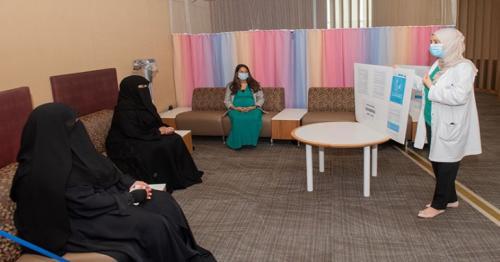 WWRC raises Covid-19 vaccination awareness among pregnant and breastfeeding women