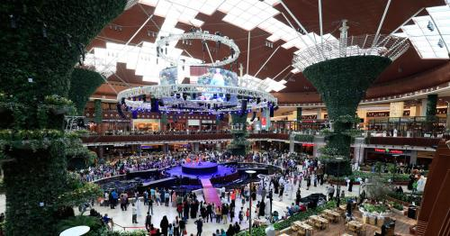 Children allowed inside malls, souqs from Friday