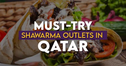 Must-Try Shawarma Outlets in Qatar