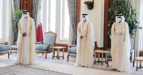 New Qatar Minister of Justice sworn in