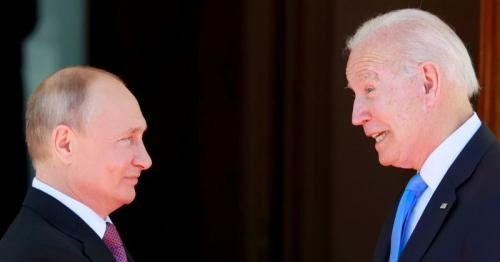 Putin lavishes post-summit praise on Biden, says media have U.S. leader wrong