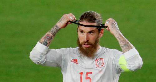 Ramos surprised at lack of offer from Real Madrid after tearful farewell