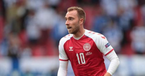 Denmark's Eriksen to get heart starter implant after collapse on pitch