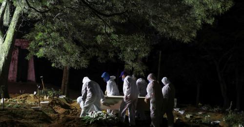 Brazil set to pass half a million COVID-19 deaths