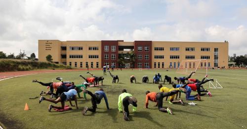 Athletics Kenya unveils its team for the Tokyo Olympics