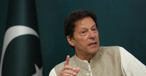 Imran Khan fears 'civil war' if no peace deal in Afghanistan