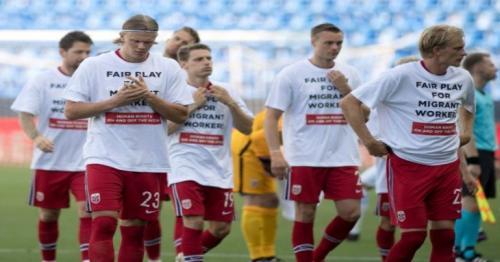 Norwegian Football Federation votes against boycotting FIFA 2022