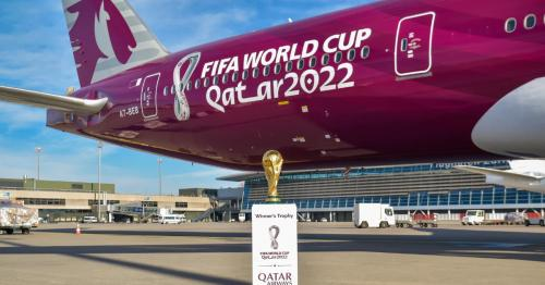 Qatar 2022: Ticket sales for World Cup set to begin in January
