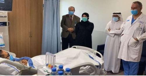 Surgeons performs dozen major life-saving transplant operations at HMC