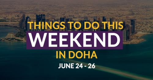 Things to do this weekend: June 24 – 26, 2021