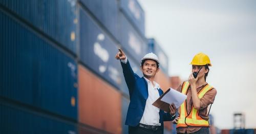 Logistics staffing services in Doha, outsourcing service in Doha, B2C Solutions, staffing solutions in Qatar, job vacancies in Qatar, B2C
