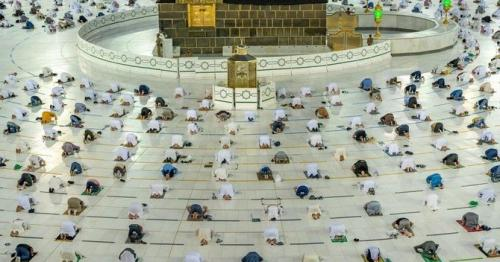 Saudi officials prepared to receive Hajj pilgrims