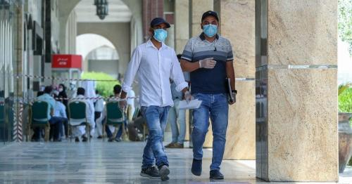 New COVID-19 cases in Qatar fall below 100 for the first time in more than a year
