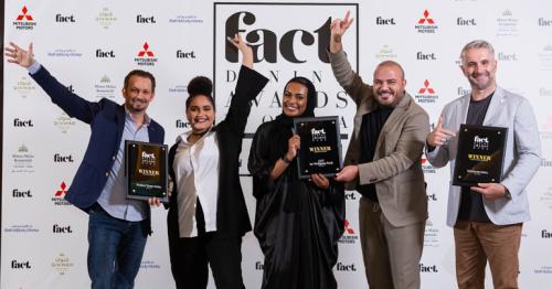 Mondrian Doha Wins Three Awards at the FACT Dining Awards 2021