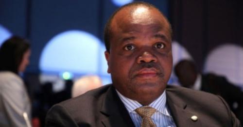 King Maswati not fled Eswatini's violent protests - PM