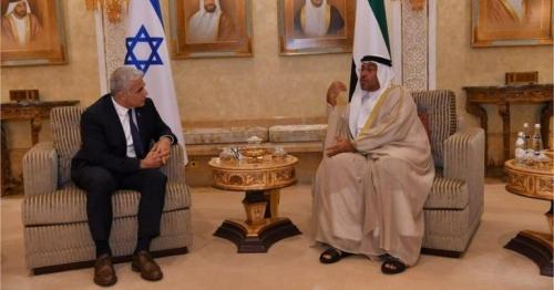 Israeli minister's landmark visit to UAE signals deepening ties