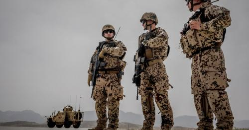 German military completes withdrawal from Afghanistan