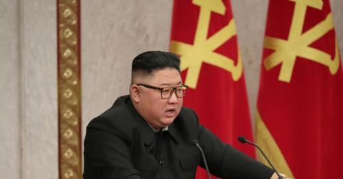 North Korea's Kim chides officials for unspecified pandemic lapse